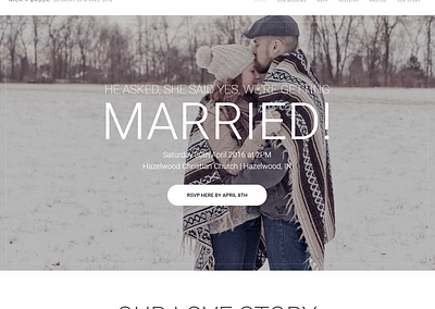 ENGAGEMENT | WEBSITE DESIGN