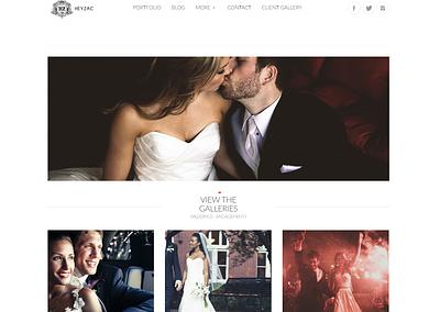 HEYZAC | WEBSITE DESIGN